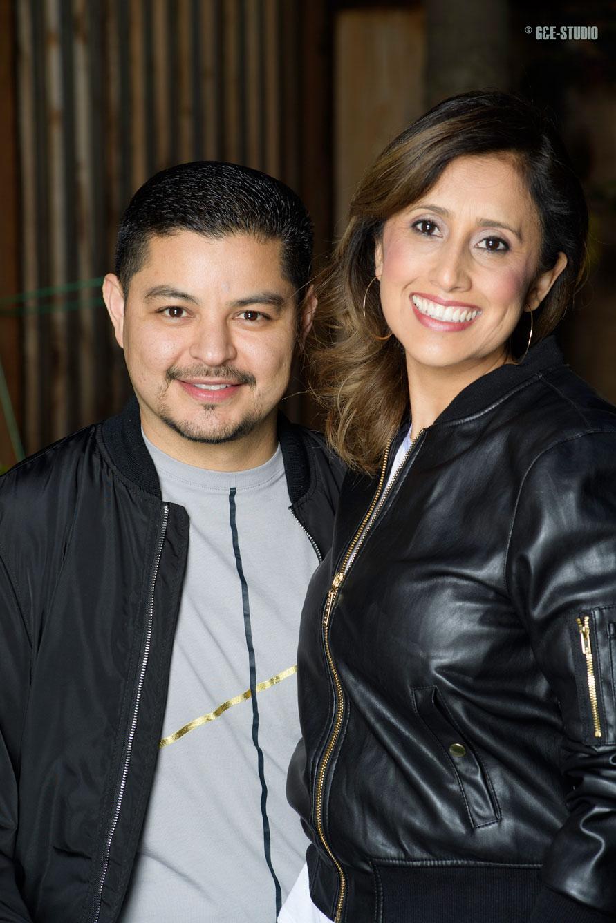 Oscar e Isela Morales