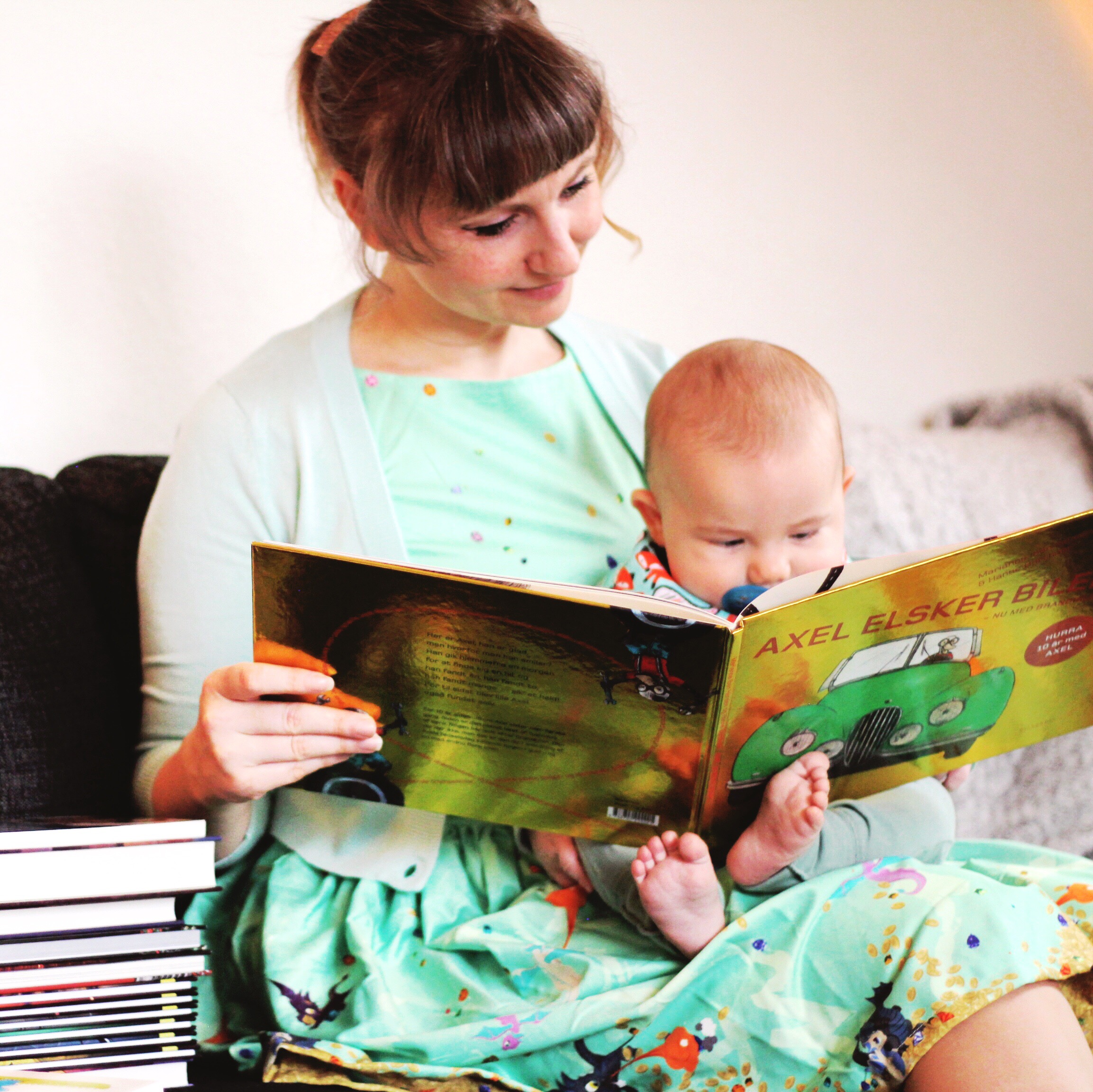 """Children are made readers on the laps of their parents."" - — EMILIE BUCHWALD"