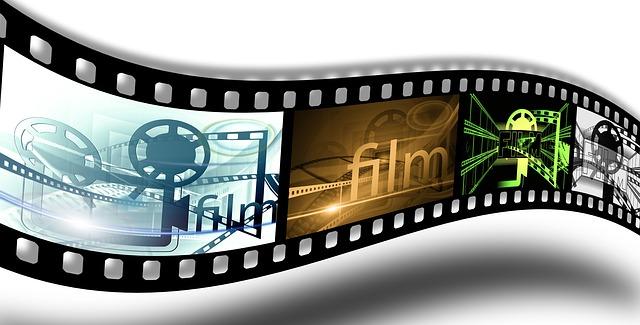 Film Reel Moorclose Community Centre Cinema