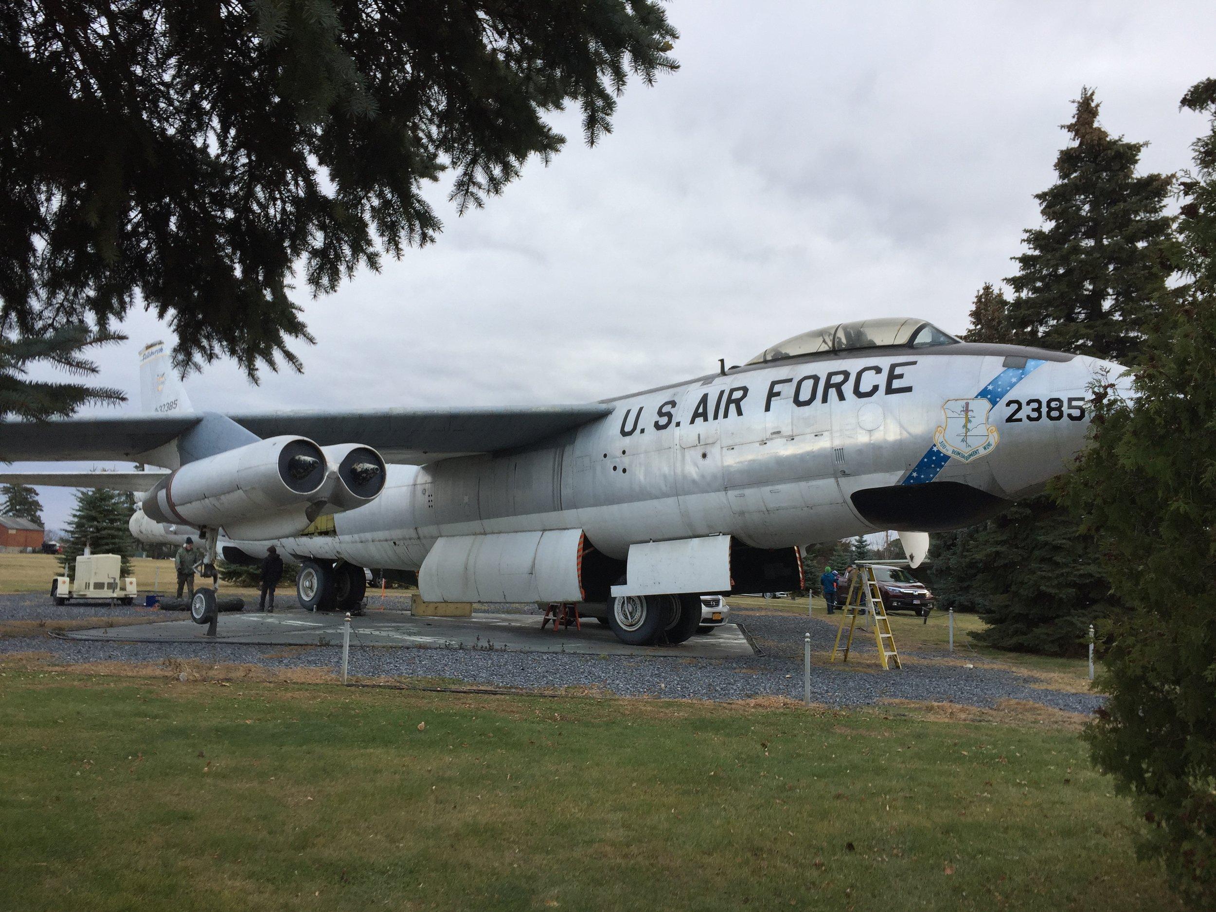 Pride of the Adirondacks B-47E