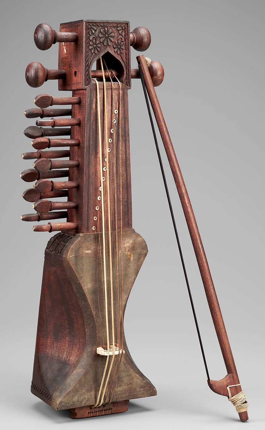The Sarangi: A Case Study in Colonialist Texts - Invited Blog PostAmerican Musical Instrument Society