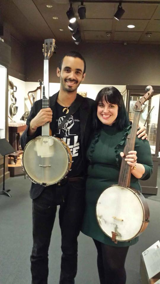 The Banjo: From Africa to Appalachia with Jake Blount - November 2, 2017Museum of Fine Arts, Boston
