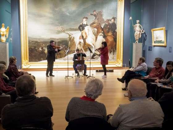 Art in Tune - November 16, 2017Museum of Fine Arts, Boston