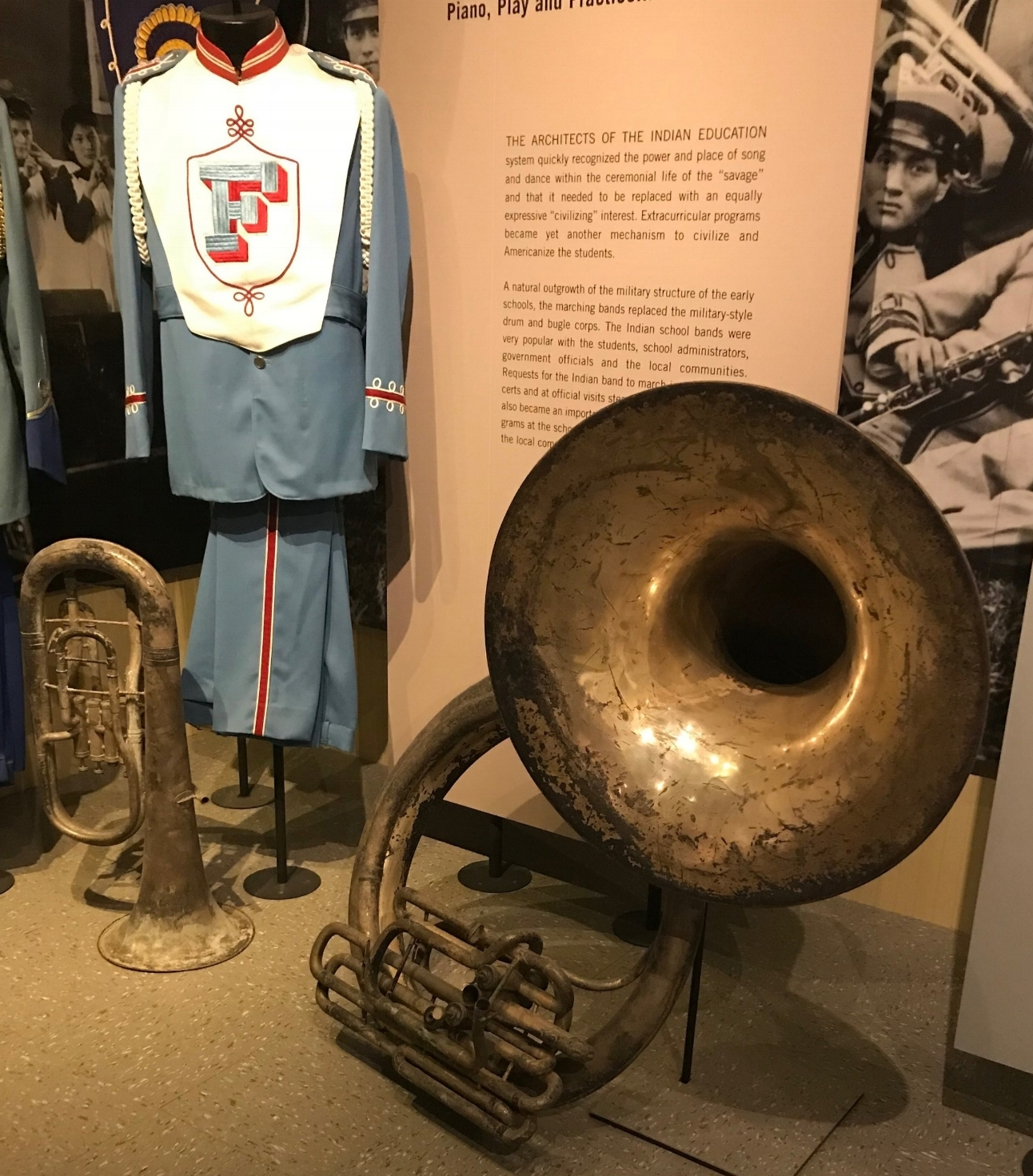 Exhibition Review: - Music at Phoenix's Heard Museum
