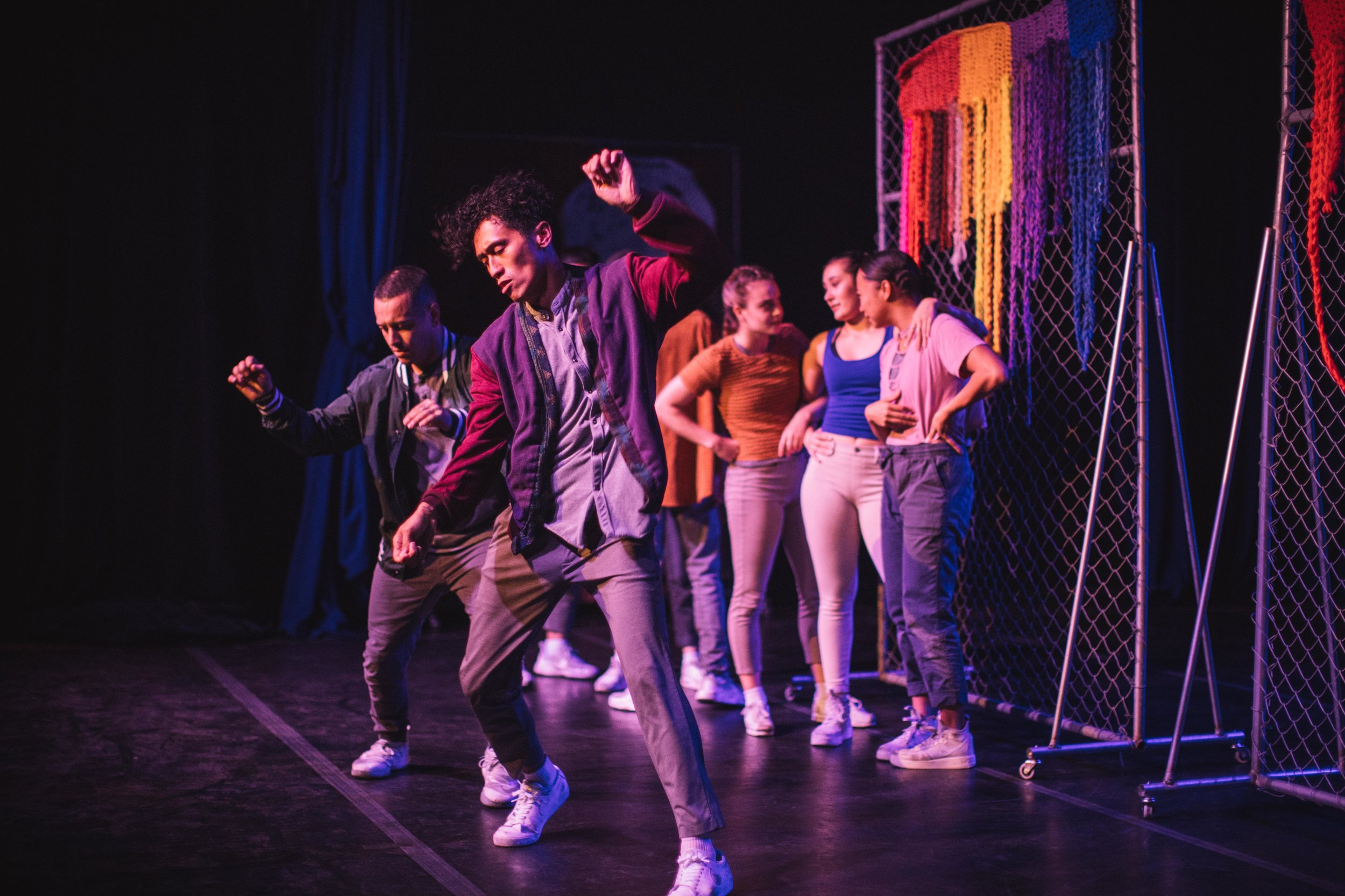 CASTING - Are you a dancer interested in joining the cast? Please follow this link to submit a casting application including your resume, photos, and performance videos. The current round of applications for the New York City Off-Broadway run ends on 10/16/19.