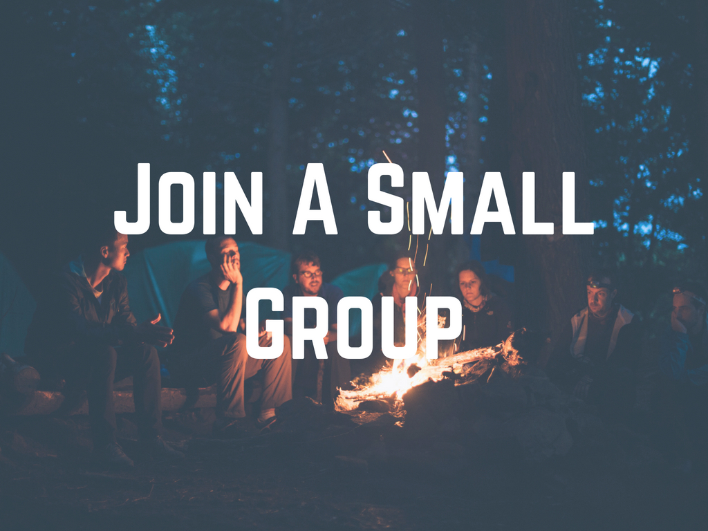 Small Group - Small Groups generally fall within one of two categories: Study or Activity.Study: Groups that meet with the specific purpose of growth in Christ through the study of God's word. Studies may use a book or other resource as a catalyst.Activity: These small Groups participate in an activity. Activities range from sports to crafts. Examples include softball, hiking, scrapbooking, etc.