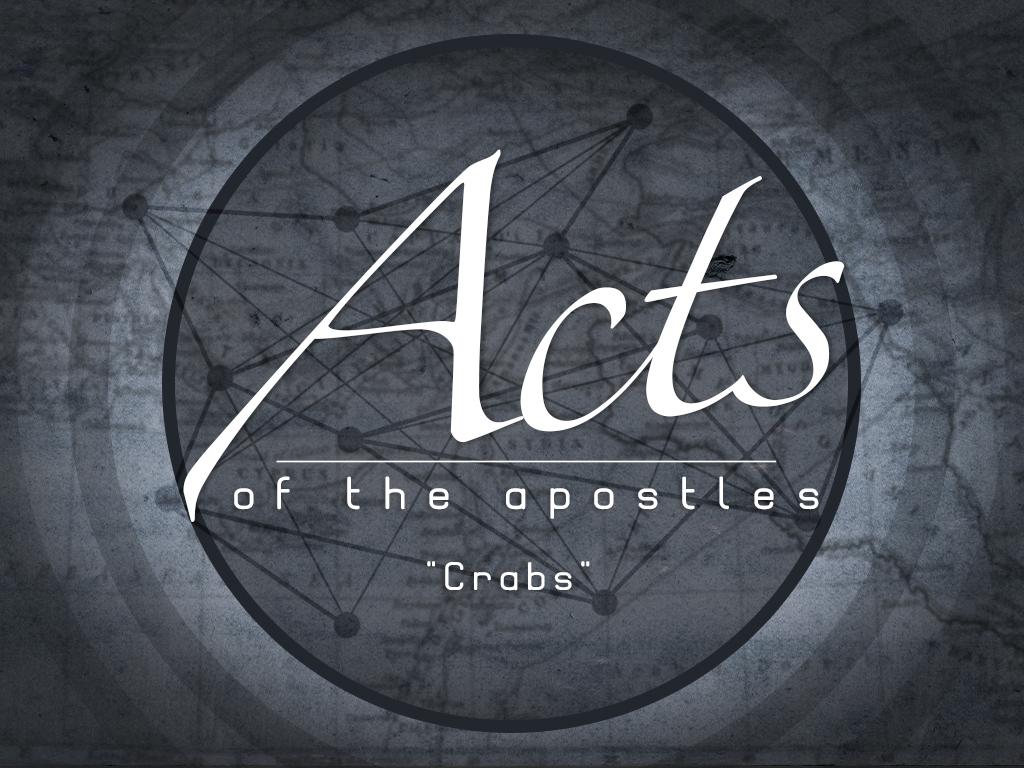 Acts - Crabs