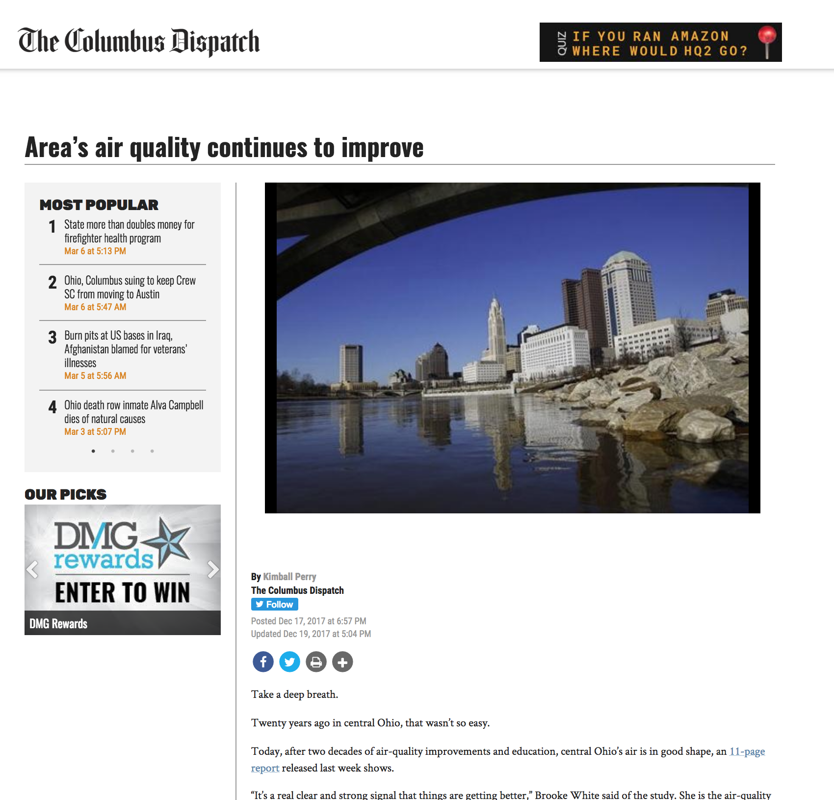 Columbus Dispatch -