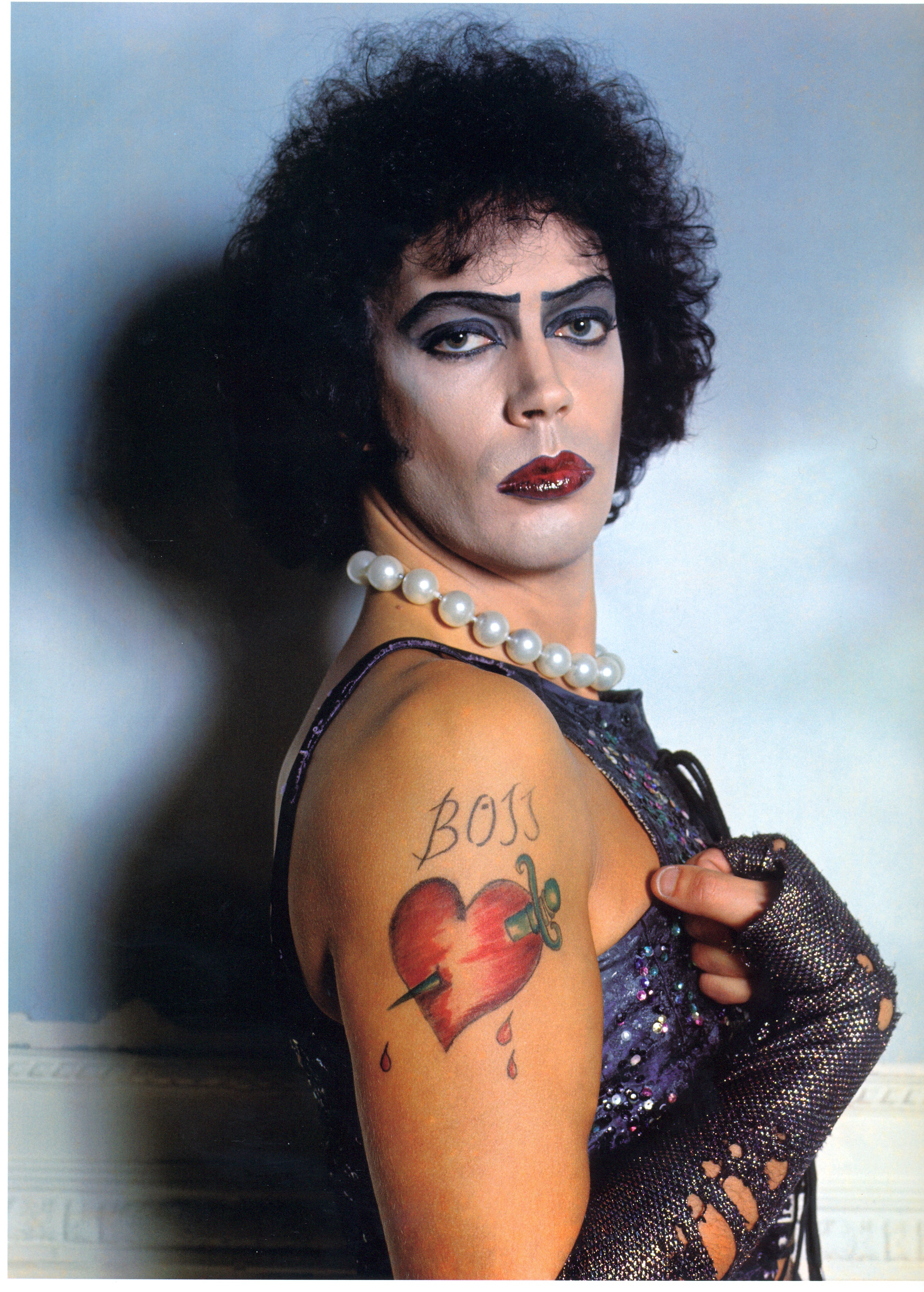 Detective Glam: Why is dr. frank n furter so sexy?  THE EVIL GENIUS OF OUR DREAMS