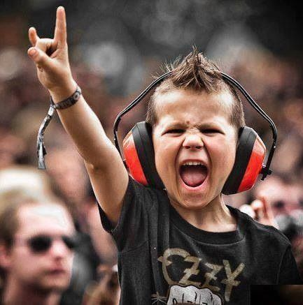Interview with a 4 year old: rock n roll  PRESCHOOLERS CAN ROCK TOO.