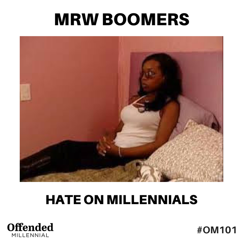 New York from Flavor of Love Meme: MRW Boomers Hate On Millennials #OM101 Offended Millennial