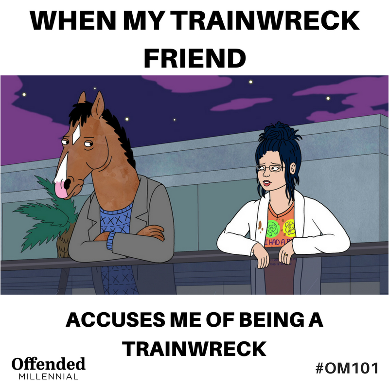One day I'll stop making Bojack Horseman memes. Today is not that day.