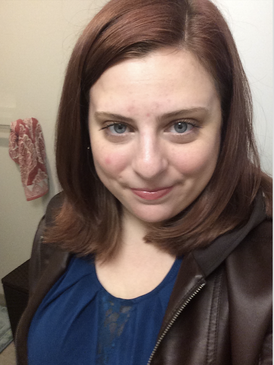 2015 - Pleasing: The Ideal MeHere's where I start to gain a modicum of self-awareness. As soon as I dyed my hair bright red, I felt FIERCE and ready to take on the world!The truth is, I needed the armor that red hair provided me. Why? Because man, was I otherwise miserable. In a job I hated, 40 pounds overweight, in debt, anxious, depressed, and oh yeah let's go ahead and move and plan a wedding, too!But hey. At least I had nice hair.