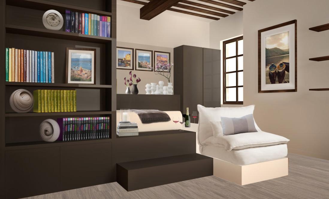 SAINT TROPEZ STUDIO  // INTERIOR DESIGN