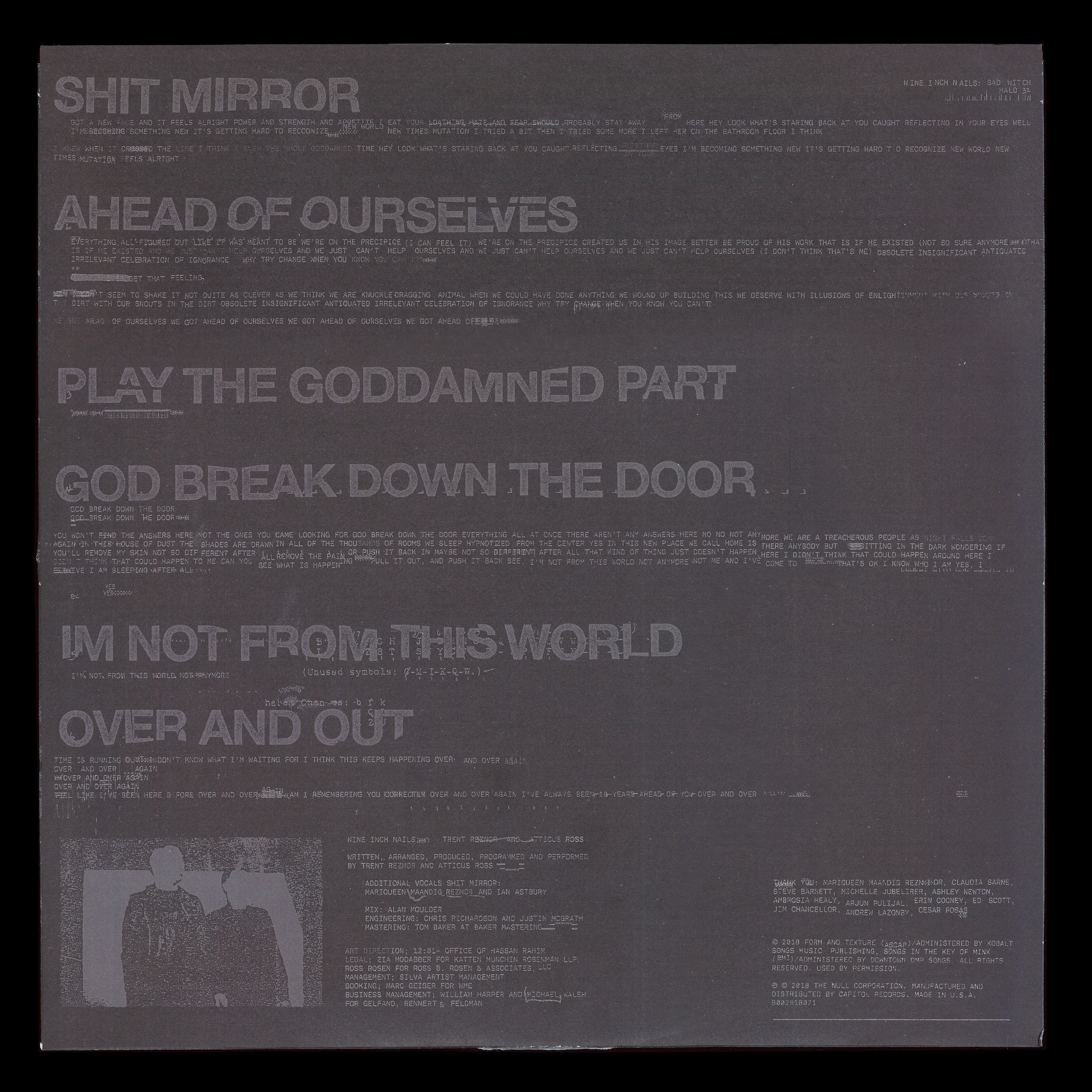 nine inch nails - bad witch - lp - sleeve a web.jpg