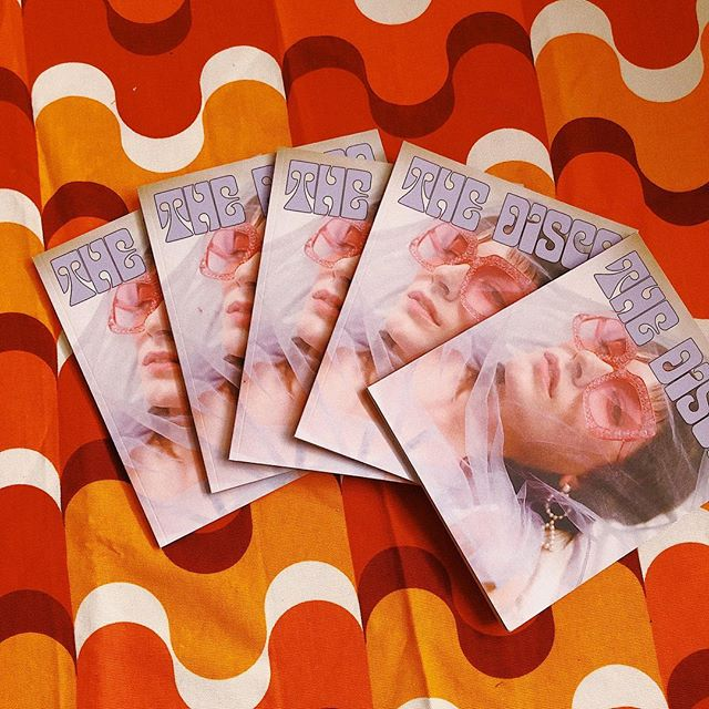 we still have a few copies of issue #1 available on our website 💕 alongside some fab disco posters! link to buy in our bio ✨