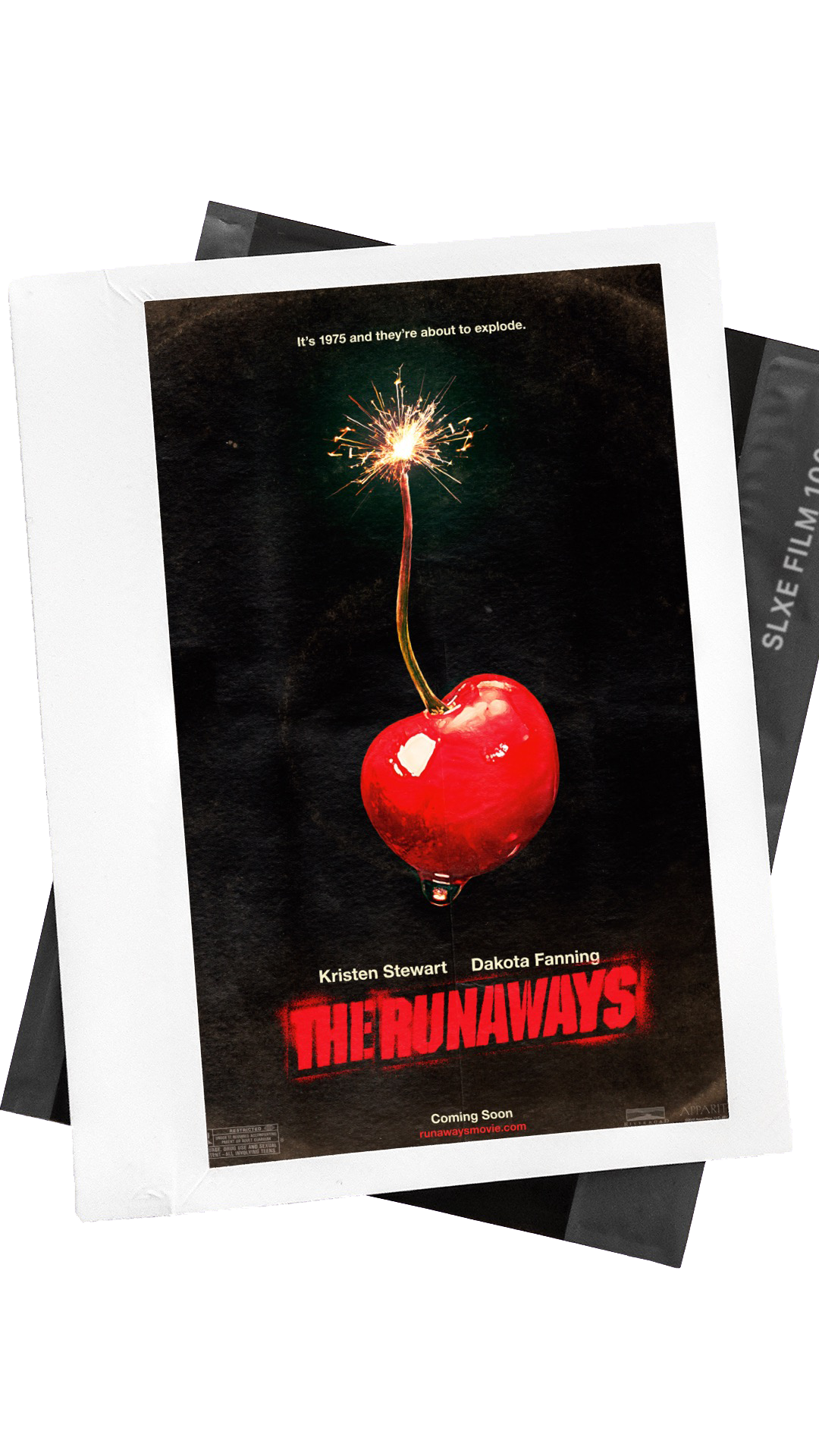 The Runaways (a good story) - The movie is based on the real story of the band, as told by the lead singer Cherie Currie. The Runaways follows the story of young Cherie who had a desperate ambition to become a rock star. In addition to the excellent story plot, the movie has been perfectly cast with Kristen Stewart as Joan Jett and Dakota Fanning as Cherie. I guarantee that the film will make you want to start a girl band and leave your shitty day job the same day.