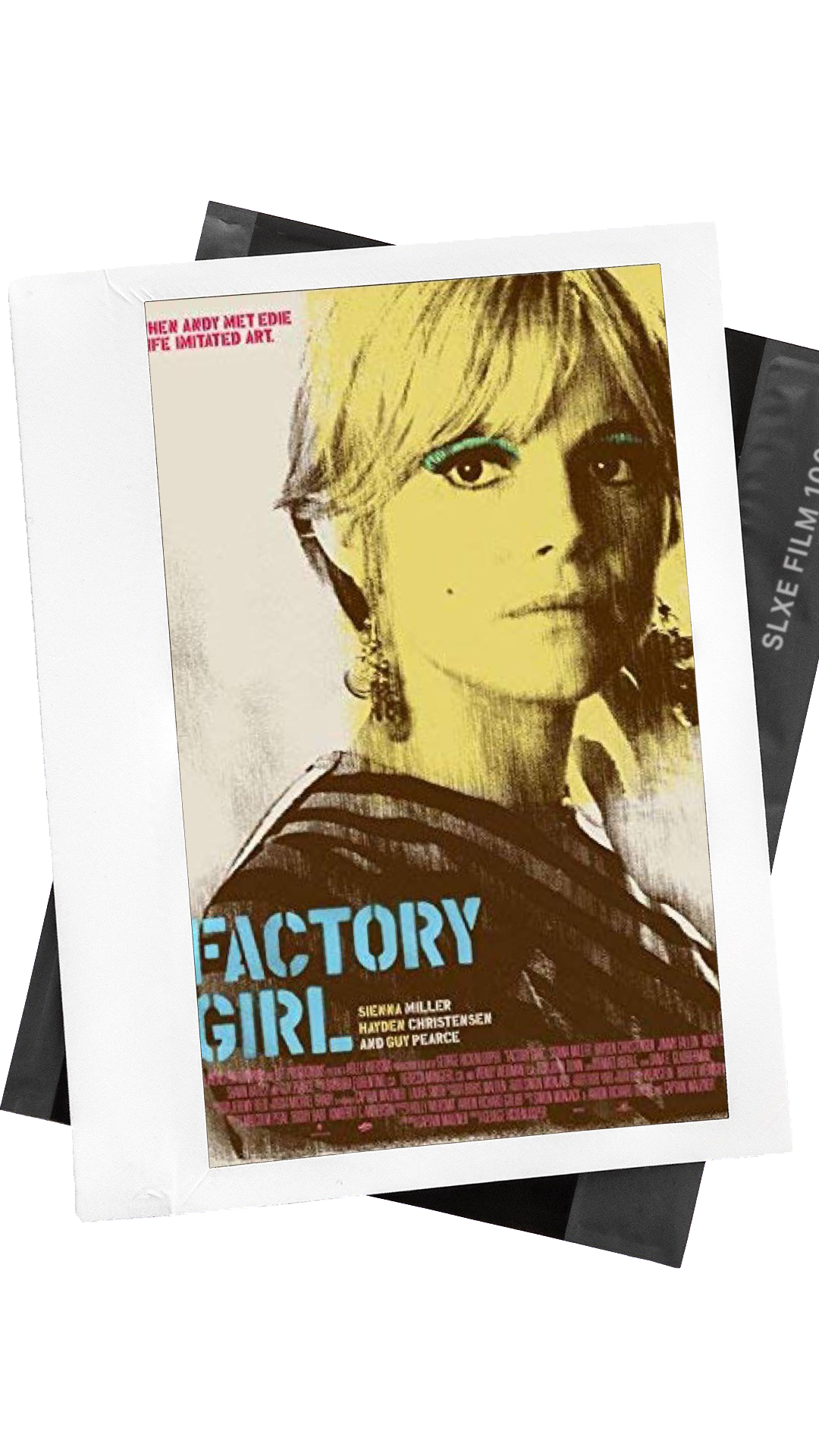 Factory Girl (a good aesthetic) - While the movie received negative reviews for the inaccuracy of events and portrayal of main characters, it is still definitely a must-watch for anyone who has ever been interested in the Andy Warhol circles. The movie is based on the story of Edie Sedgwick, a rising underground socialite who is known for her association with The Factory. Within the movie, you'll find characters like Lou Reed, Nico, Diane Vreeland or Bob Dylan.