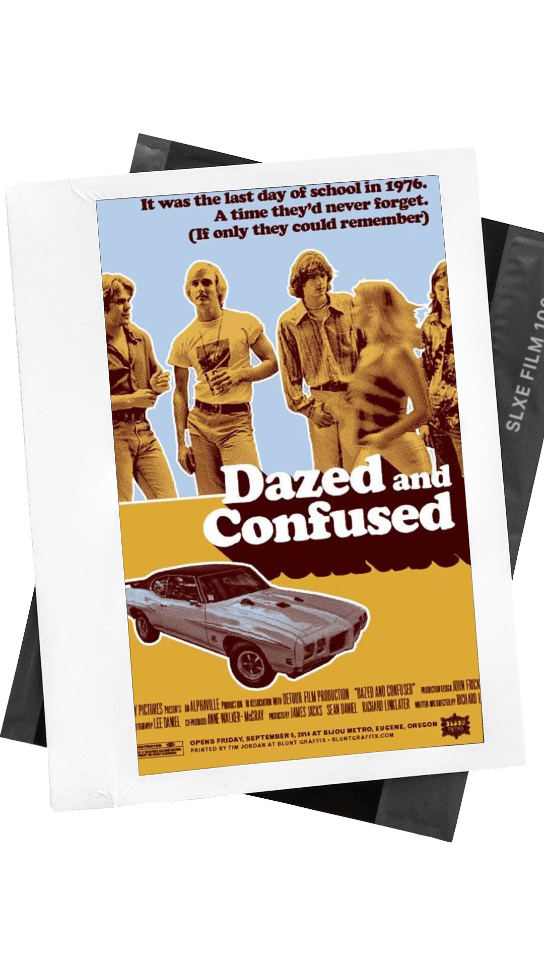 Dazed and Confused (a classic) - This coming of age movie exactly portrays the high school experience we all dreamt of: bell bottoms, guys with long hair and pool parties. While the movie is cool and all, most of us can find something in common with at least one of the characters, all slightly confused and anxious about their futures. For those who are past their high school and college experience, Dazed and Confused serves as a good reminder of who we were as teens. On top of that the soundtrack is 10/10!