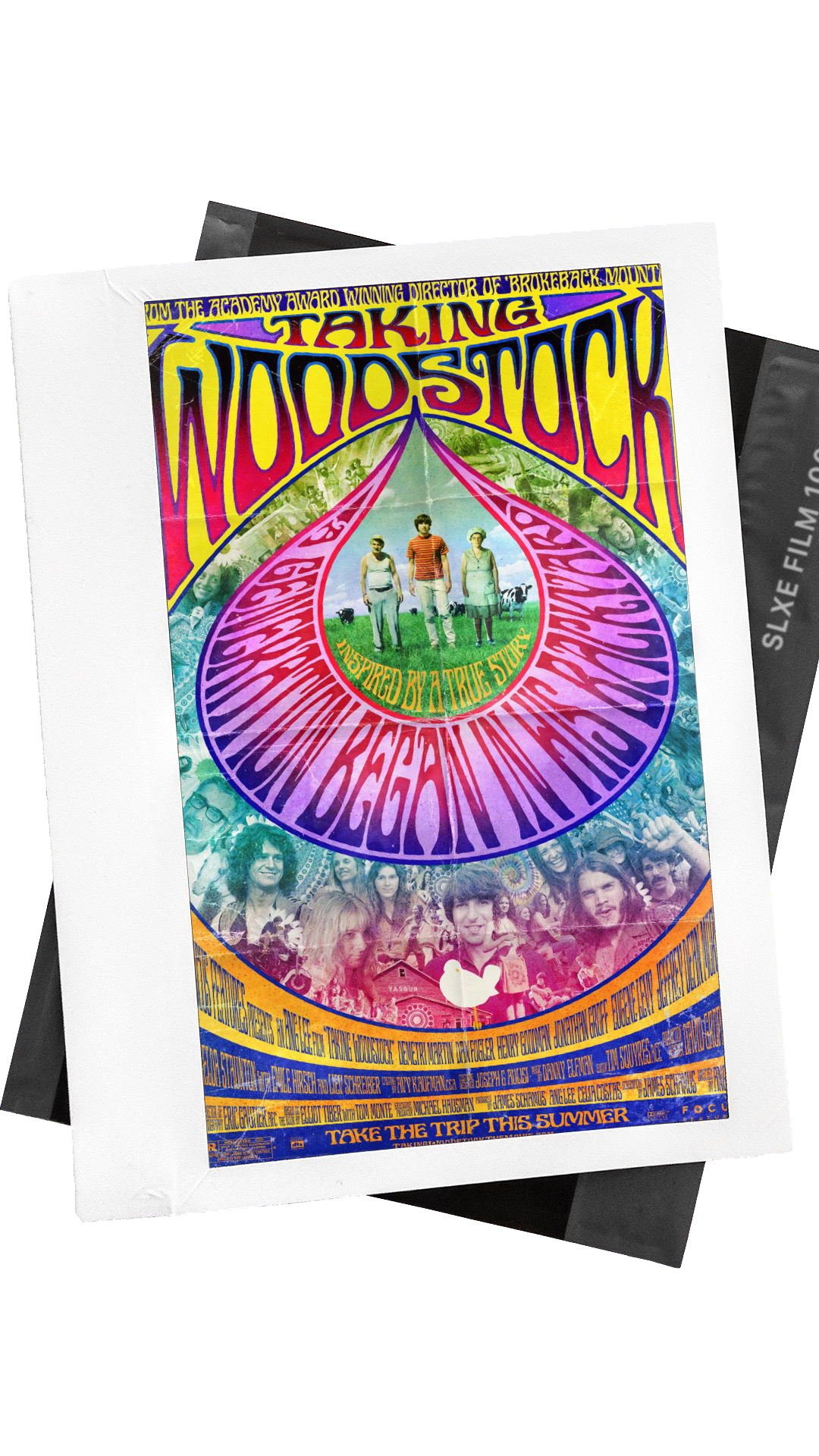 Taking Woodstock (a good story) - We all associate Woodstock with hippies and key artists of the late 60's, however the story behind the festival is not as widely recognised. Taking Woodstock is based on the real story of Elliot Tiber who plays a key role in securing the location for the festival after the initial one falls through. According to many who attended the festival, some scenes from the movie are extremely accurate, for us this is a definite must watch.