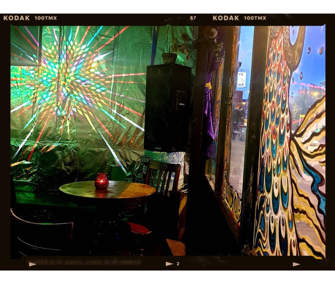HELGI'S - This hidden bar in Hackney is the go-to place for anyone searching for a 70's psychedelic rock experience. On top of great music, Helgi's hosts a variety of events weekly, from gigs to movie nights. Oh and we're huge fans of their G&T's!Location:177 Mare St, E8 3RH