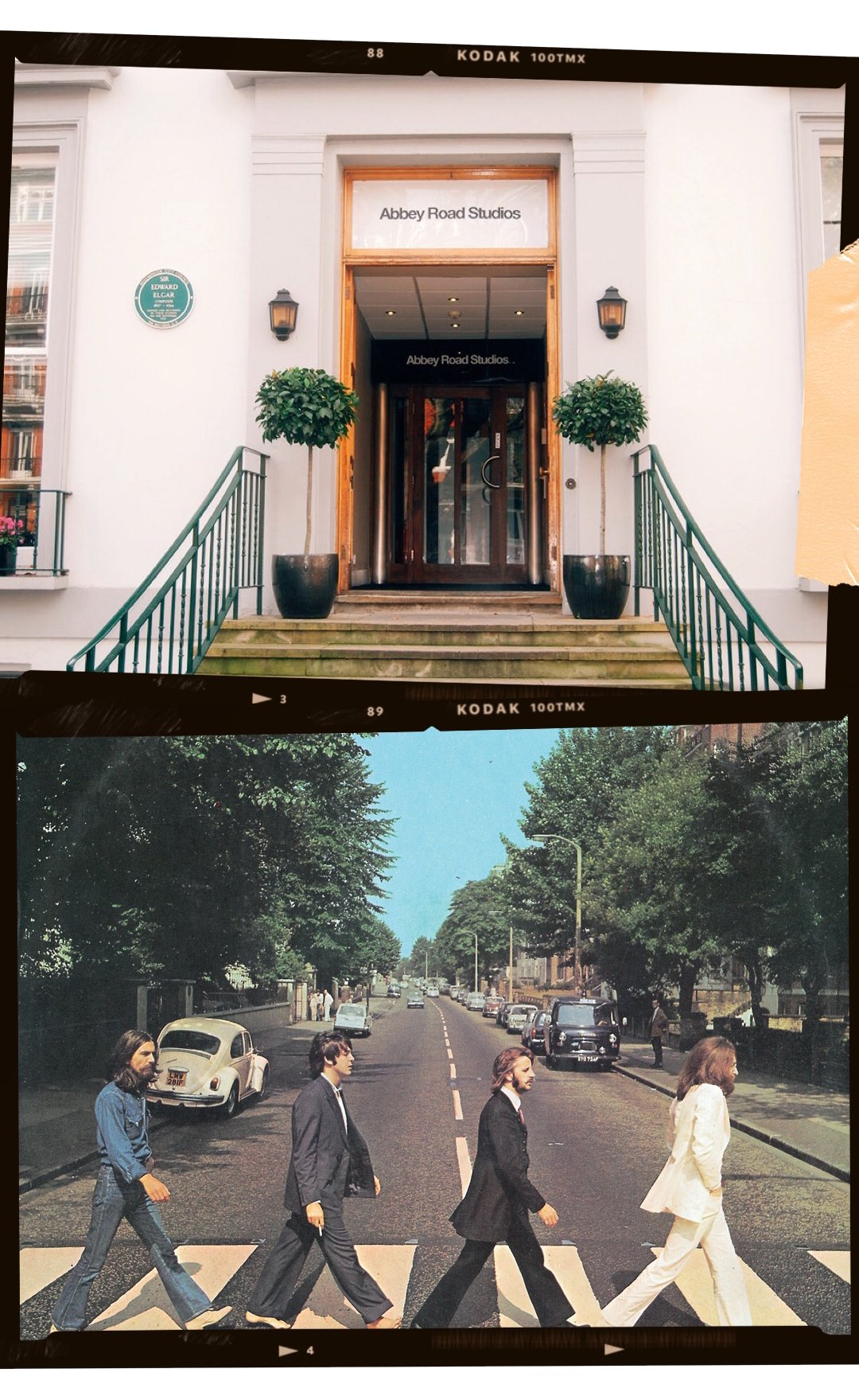 ABBEY ROAD STUDIOS - Possibly the most famous recording studio, popularly known for its association with The Beatles. The Beatles recorded 190 out of their 210 songs at Abbey Road Studios. While you cannot visit the inside, just outside you can check out the famous crosswalk from The Beatles, Abbey Road album.Location:3 Abbey Road, NW8 9AY