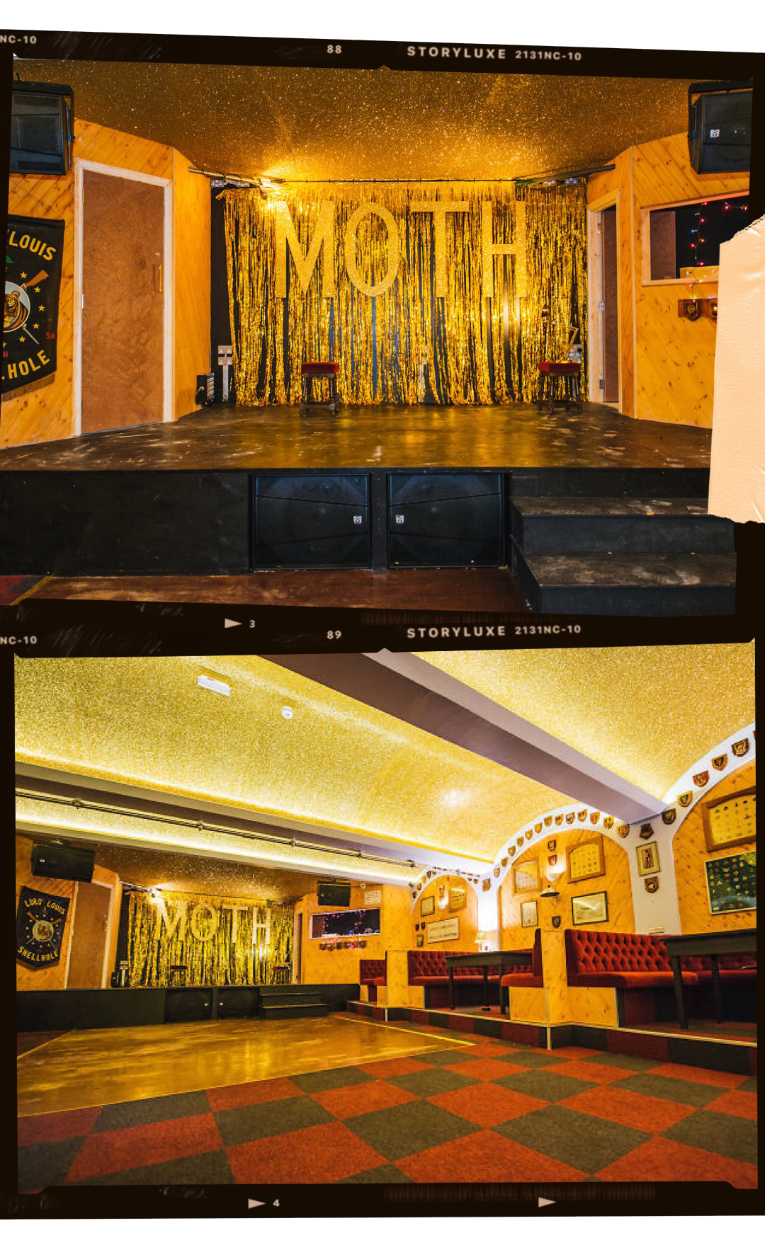 MOTH CLUB - An ex-servicemen's club is now home to the funkiest events ranging from karaoke nights to live gigs. If singing on stage is not your thing then make sure to check out an 80's party. As always check their calendar for what's on.Location:Old Trades Hall, Valette St., E9 6NU