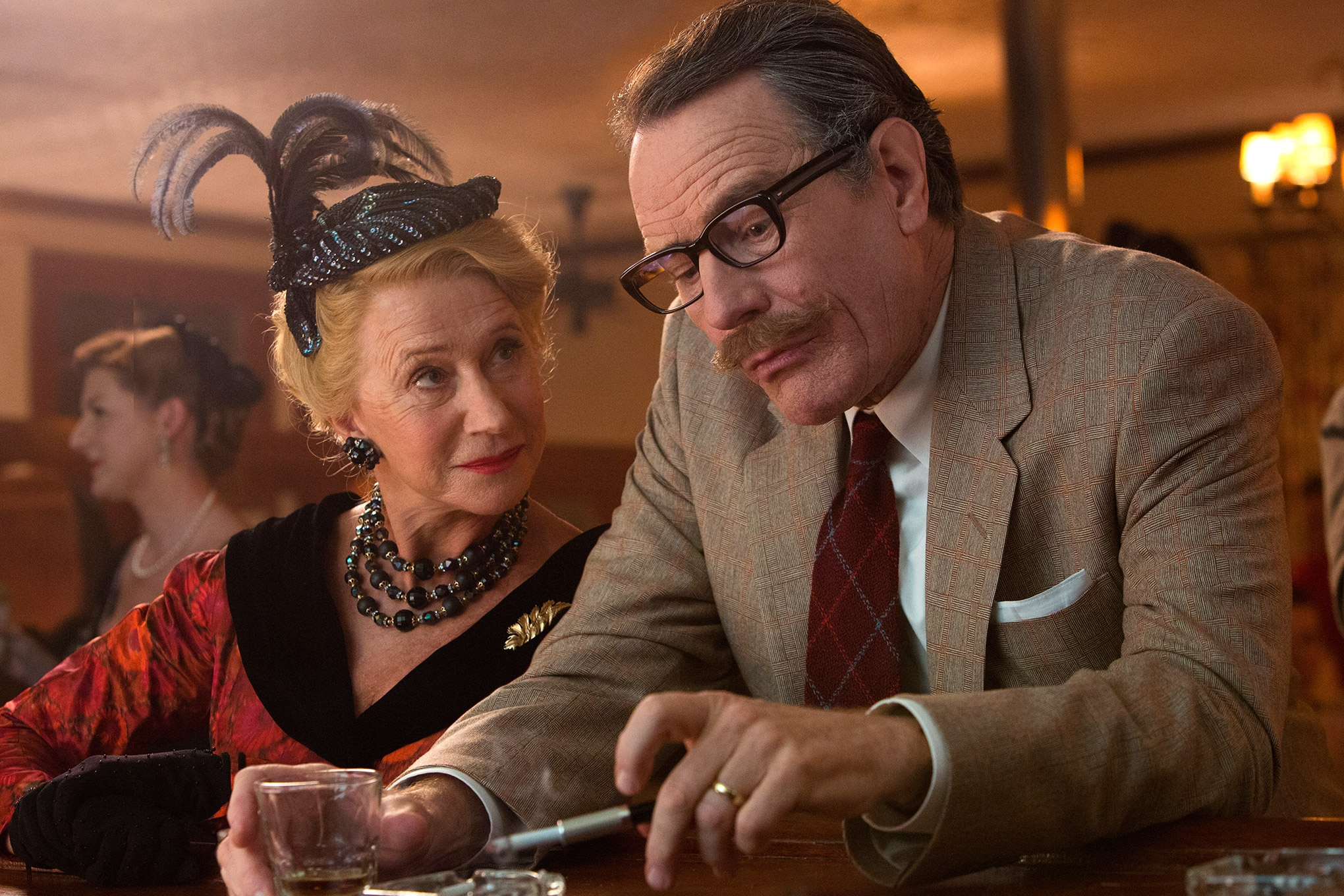 'TRUMBO': NOT QUITE ASGOOD AS TRUMBO - While 'Trumbo' succeeds in breadth, it struggles with depth.