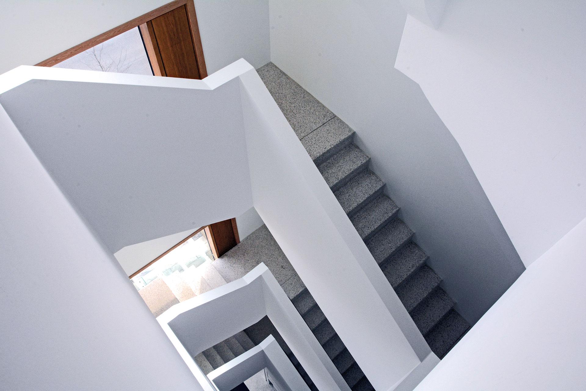 Trapper med terrazzo - Udført i samarbejde med Lotus Concrete
