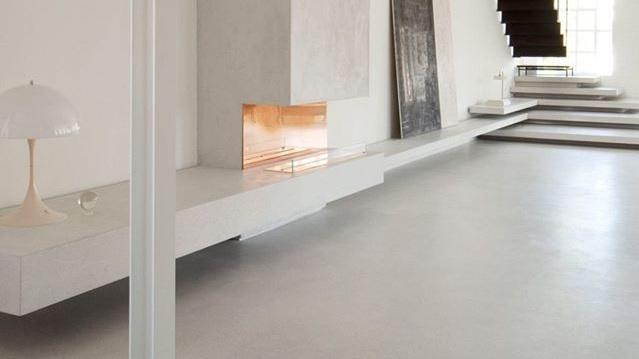 Råbeton på Islands Brygge - Udført i samarbejde med Lotus Concrete