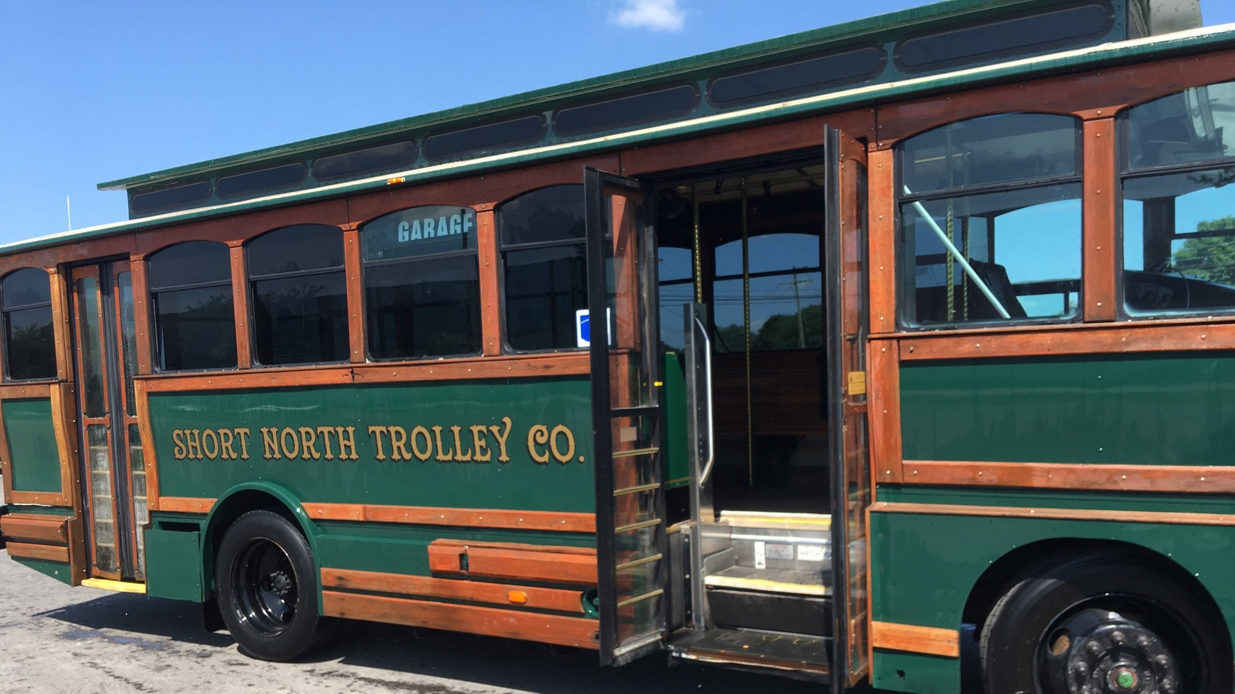 26-Passenger Chance Trolley
