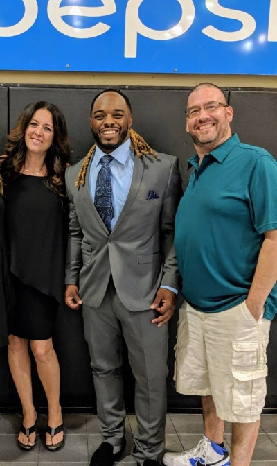 AORTIC HOPE AND TRENT RICHARDSON