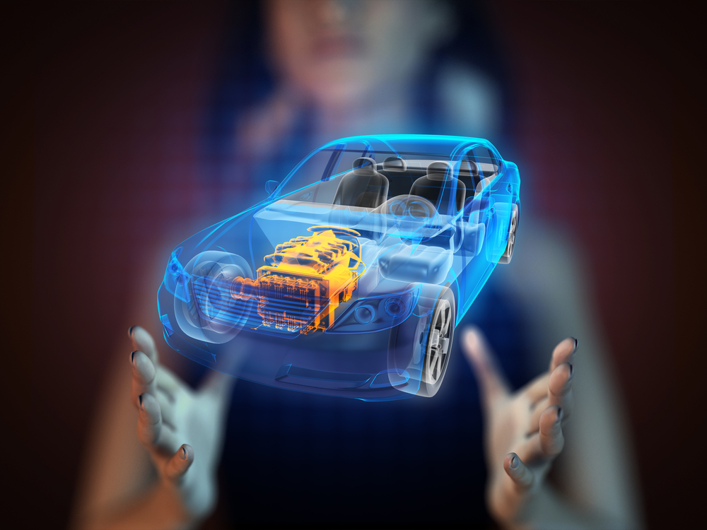 Our proprietary technology transforms video from an array of cameras into a 3D hologram.
