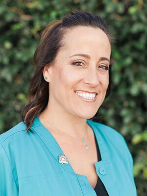 Meet Adrienne at Shoreline Dental Studio.
