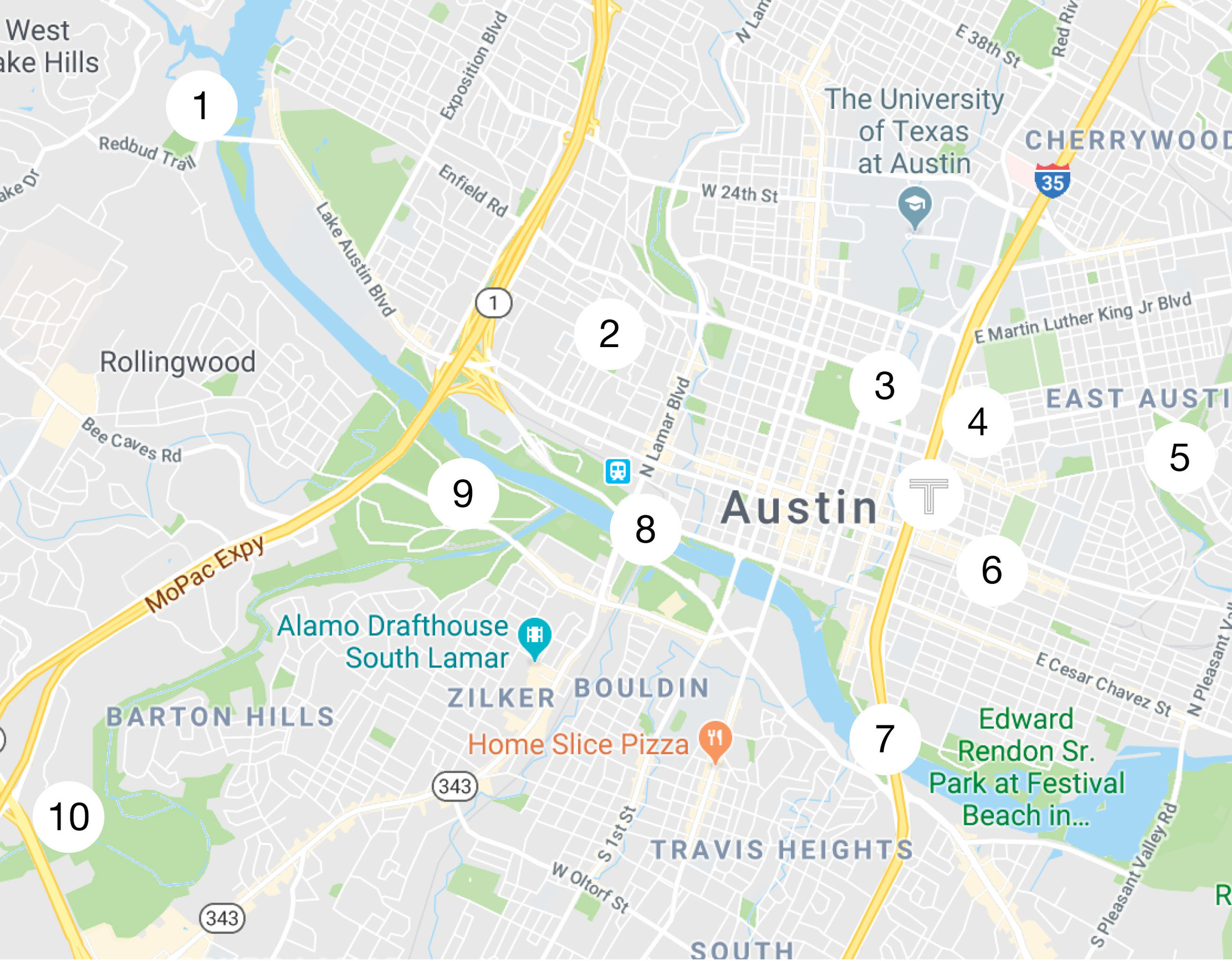 7 Austin Parks to Enjoy With Your Pup — Moreland Properties Blog on jj pickle research center map, mckinney falls state park map, dell diamond map, highland mall map, circuit of the americas map, san marcos map, piedmont park map, the pageant map, fair park map, madison square garden map, wisconsin state parks map, the national map, red rocks amphitheatre map, camp mabry map, edwards aquifer map, austin map, iroquois amphitheater map, lakeline mall map, stadium map,