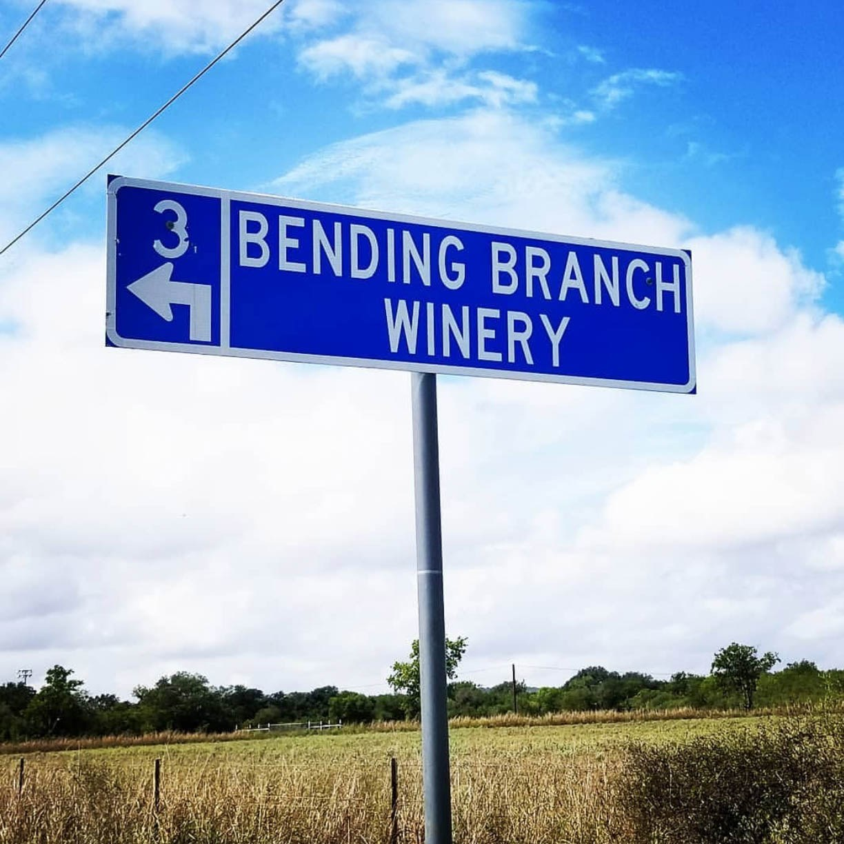Photo courtesy of @bendingbranchwinery on Instagram