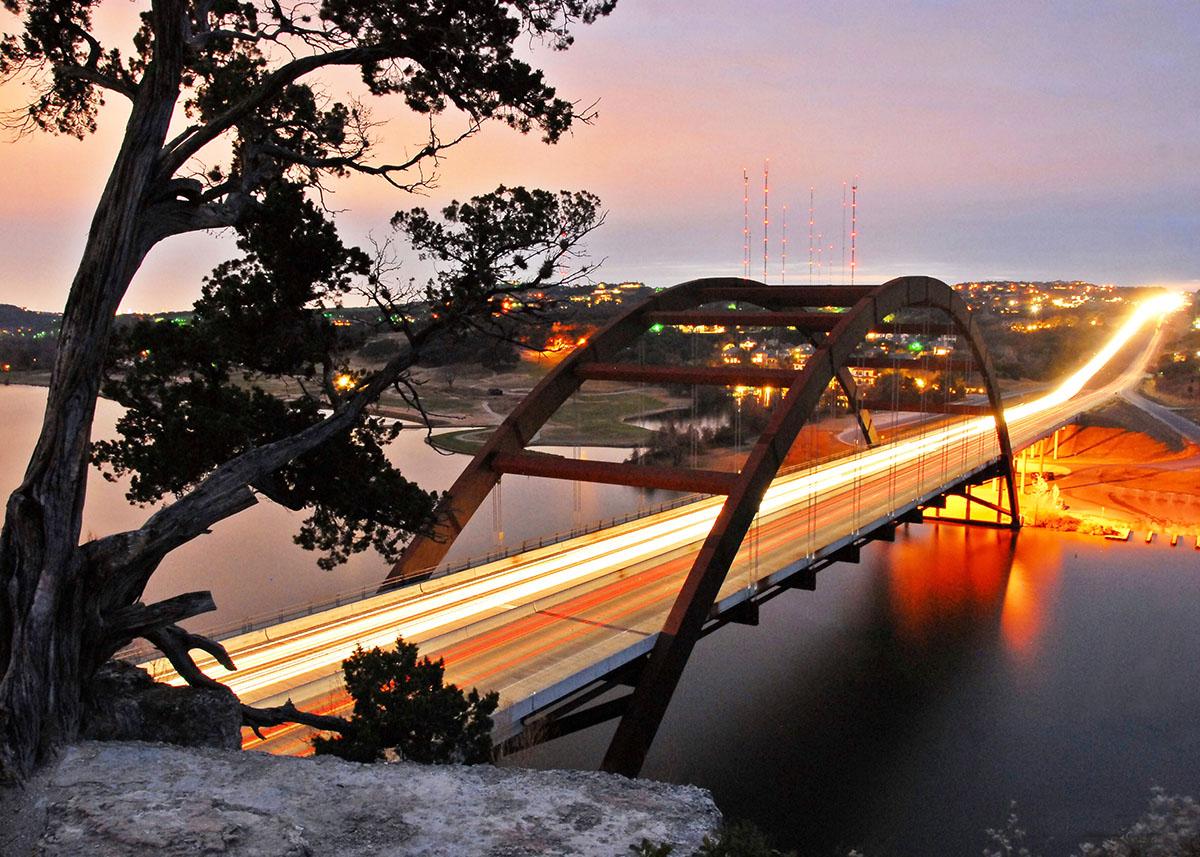 Pennybacker 360 Bridge