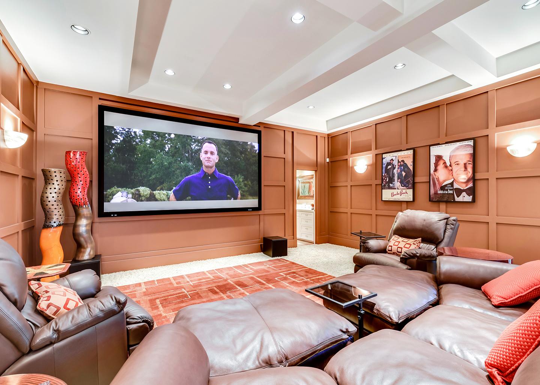 16000 Chateau Avenue Media Room