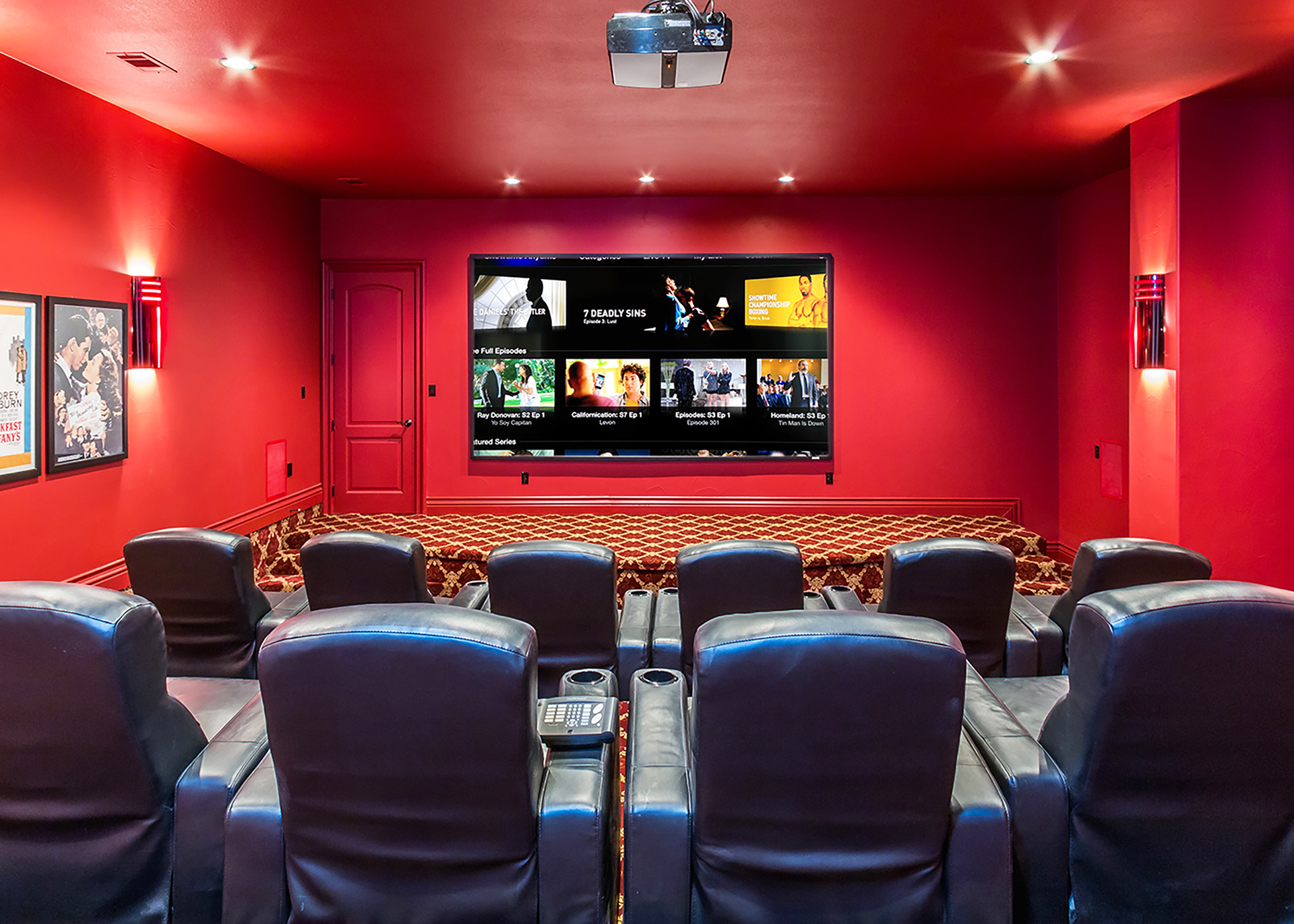 1509 Palomino Ridge Drive Media Room