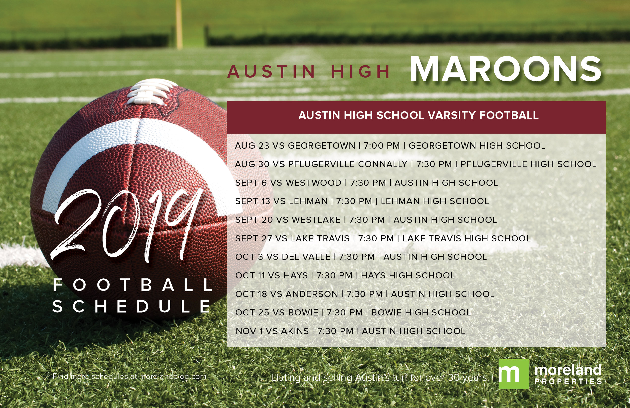 2019 Football Schedule-AustinHigh.jpg