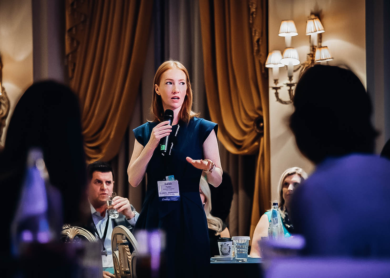 Sarah Railey, COO of Moreland Properties, at the 2019 LeadingRE Global Symposium.jpg