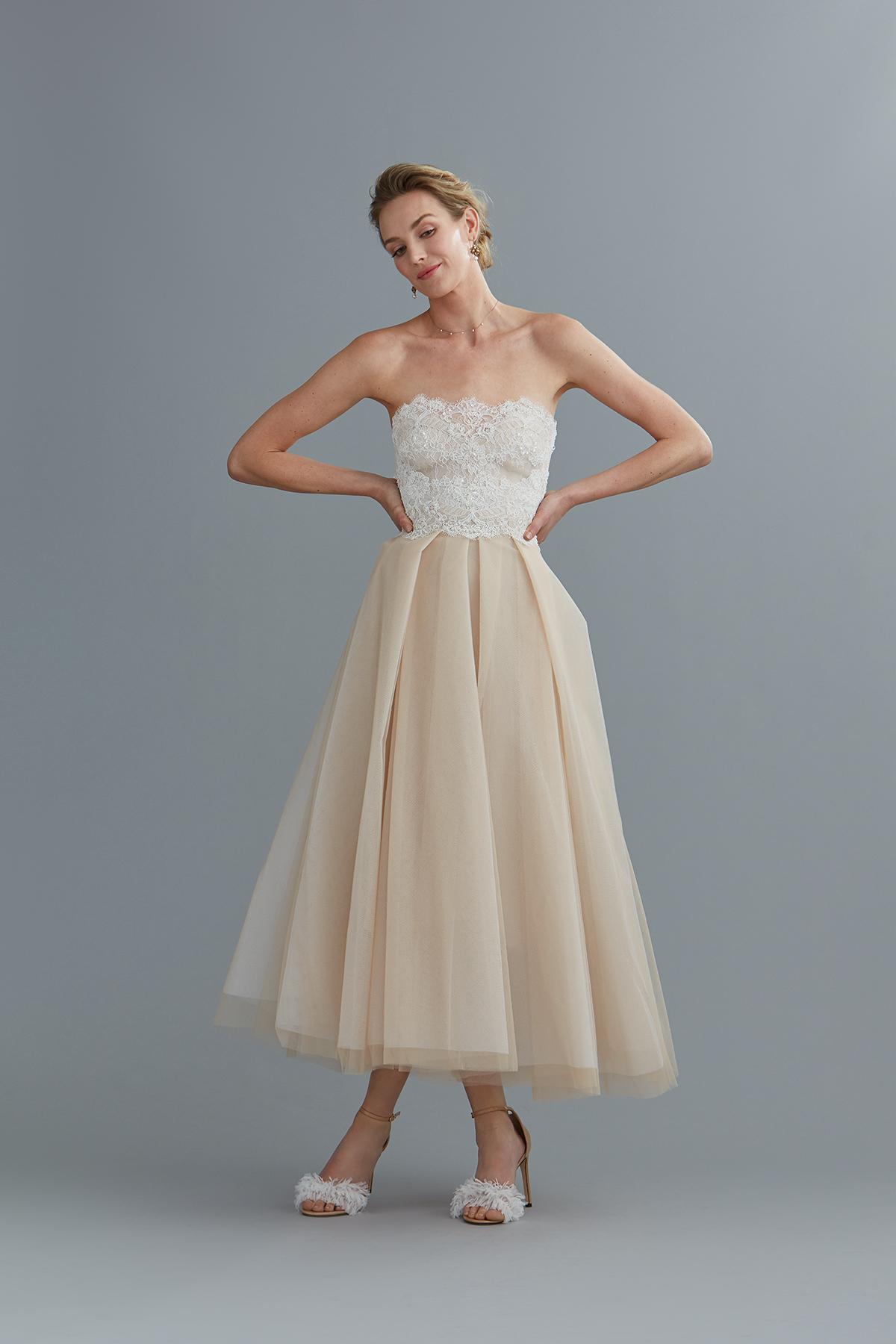 the gwen corest & sophia skirt