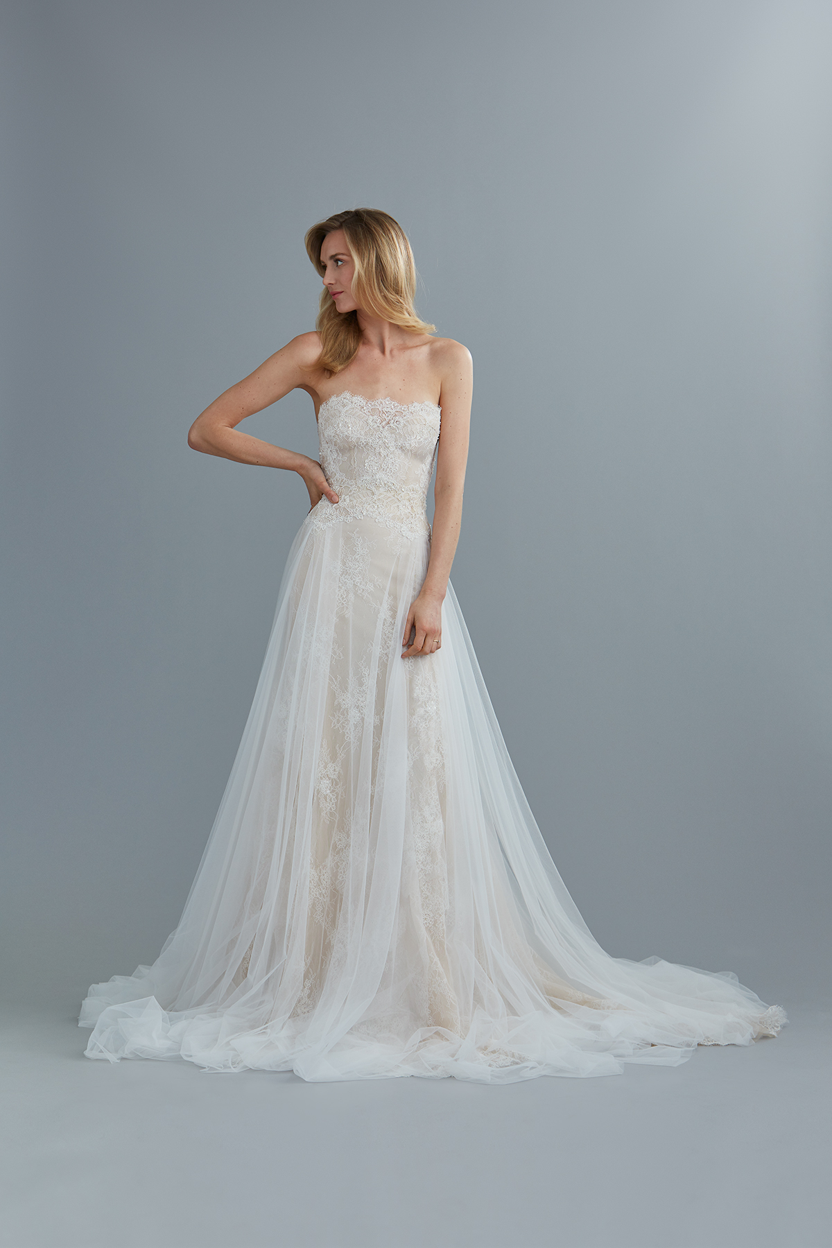 the delphine gown