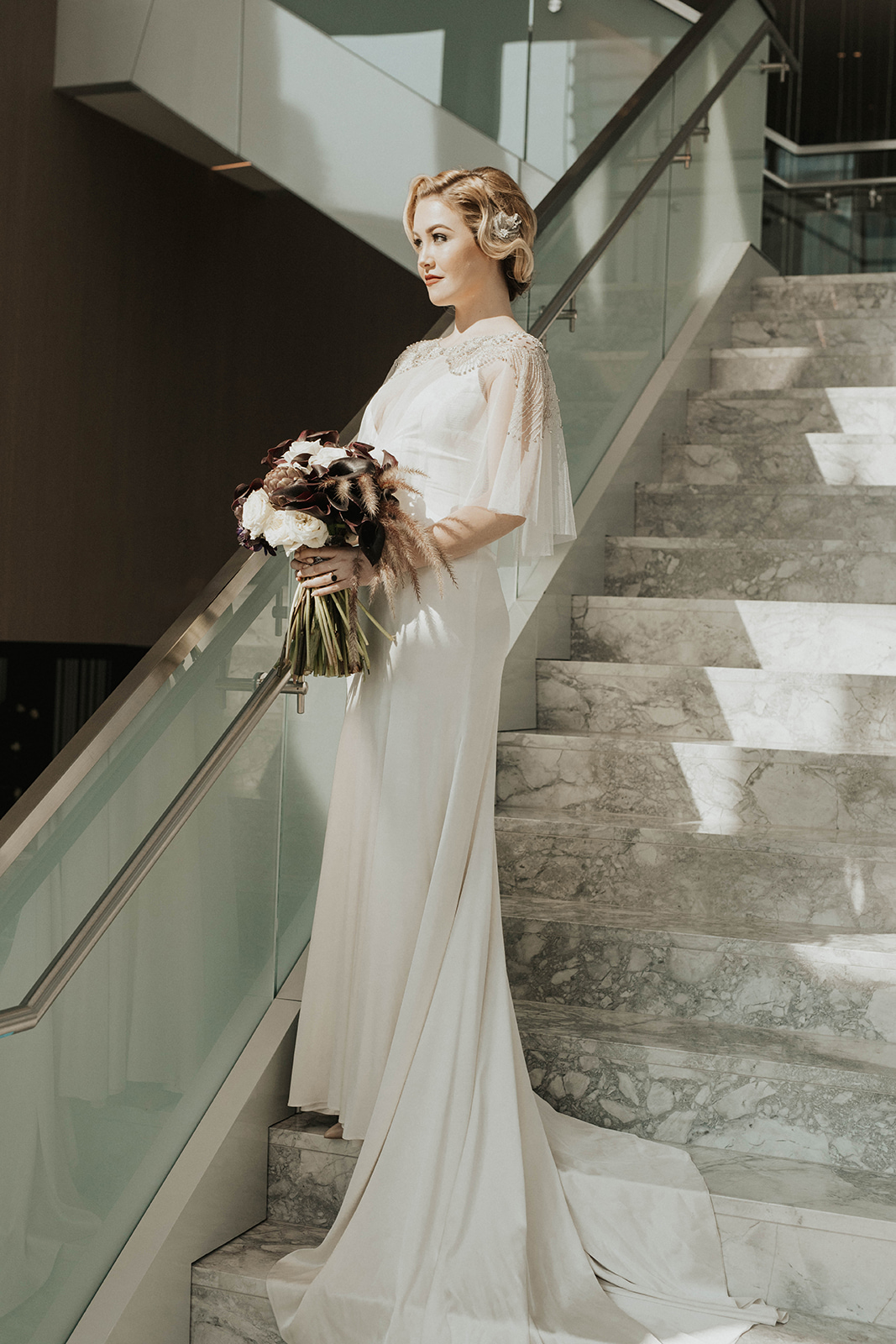 Amanda James Bridal NYE Art Deco Pant Cape Silk (5).jpg