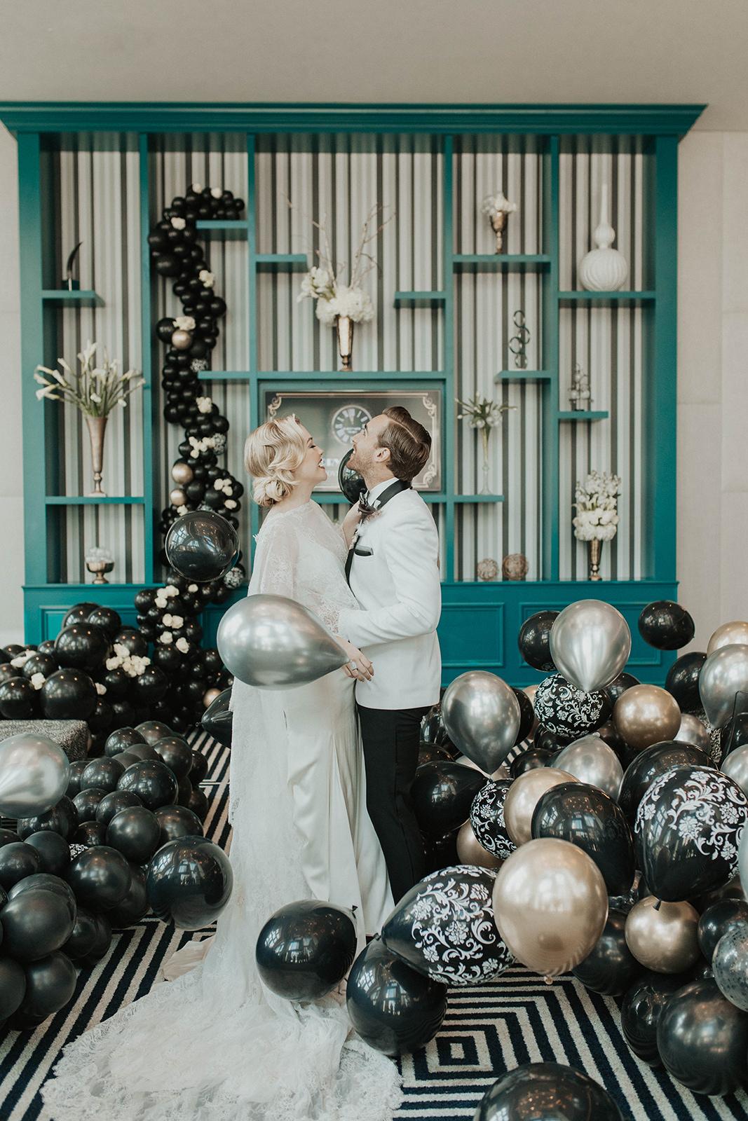 Amanda James Bridal NYE Art Deco Pant Cape Silk (24).jpg
