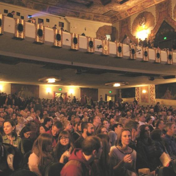 Banff Mountain film festival - Denver, CO