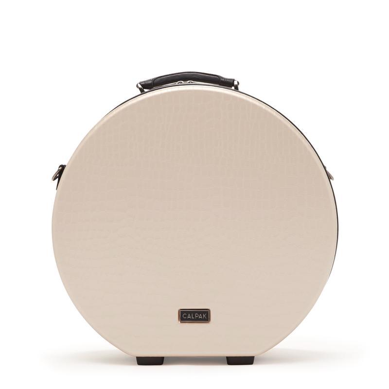 Baye - Nude - Medium Hat Box -