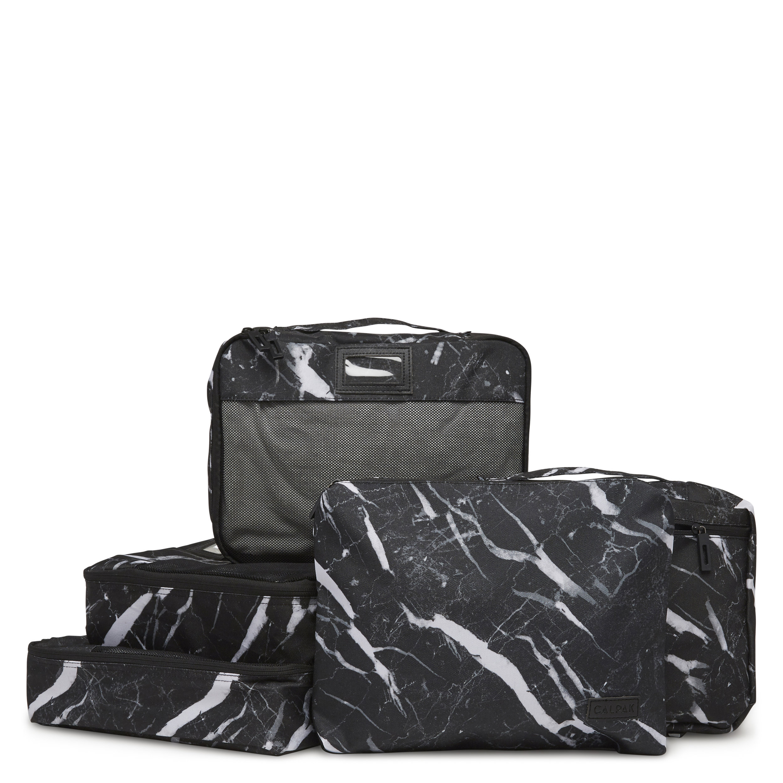 Packing Cubes - Midnight Marble - 5 Piece Set -