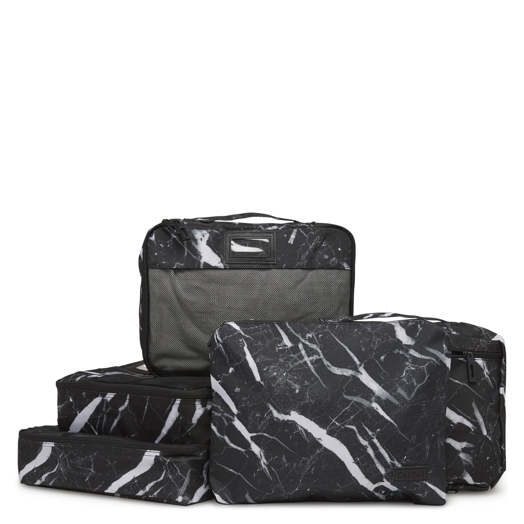 Packing Cubes - Midnight Marble  - $48