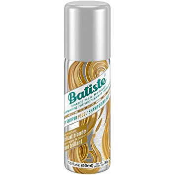 BATISTE Hint of Color Dry Shampoo - Giselle: This is my holy grail dry shampoo!! It's so great for keeping your hair perfect especially when you're traveling to tropical places with lots of humidity.$2.99